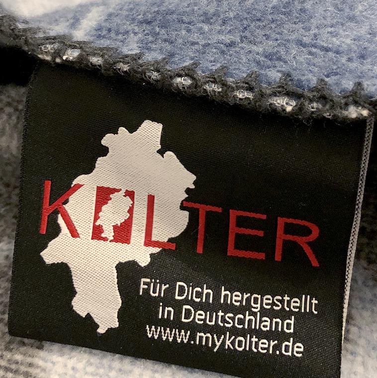 Kolter-Etikett