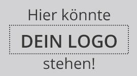 """Platzhalter für Logos - """"hier könnte DEIN LOGO stehen!"""""""